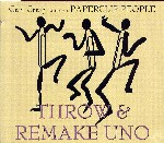 paperclip people - throw & Remake Uno